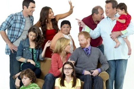 modern family rollista
