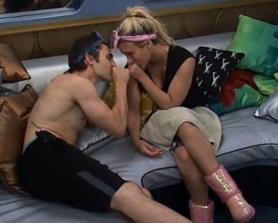 Nick pinky swears to GinaMarie that he's not playing her. GinaMarie