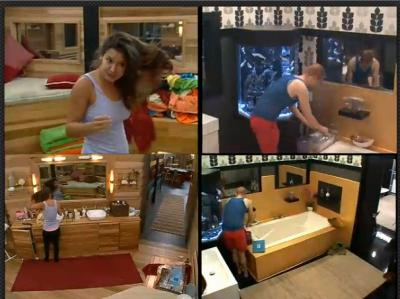 , But The Night Belongs To Elissa? - BB15 Daily Recap August 15, 2013