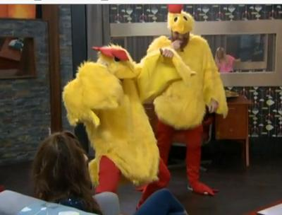 Jury and Amanda is just Hopping Mad - BB15 Daily Recap August 29, 2013